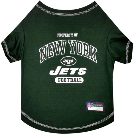 Discount Pets First NFL New York Jets Pet T shirt, Assorted Sizes  free shipping