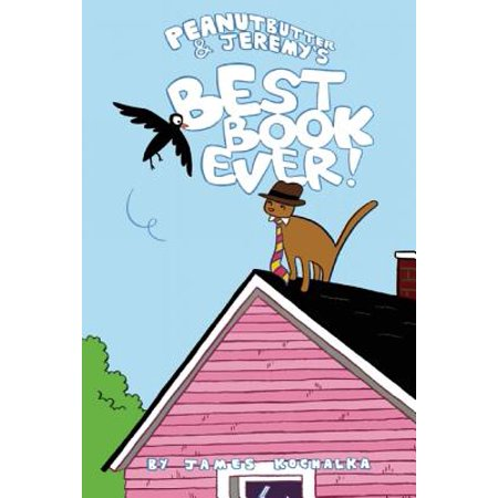 Peanutbutter & Jeremy's Best Book Ever! (Best Comic Runs Ever)