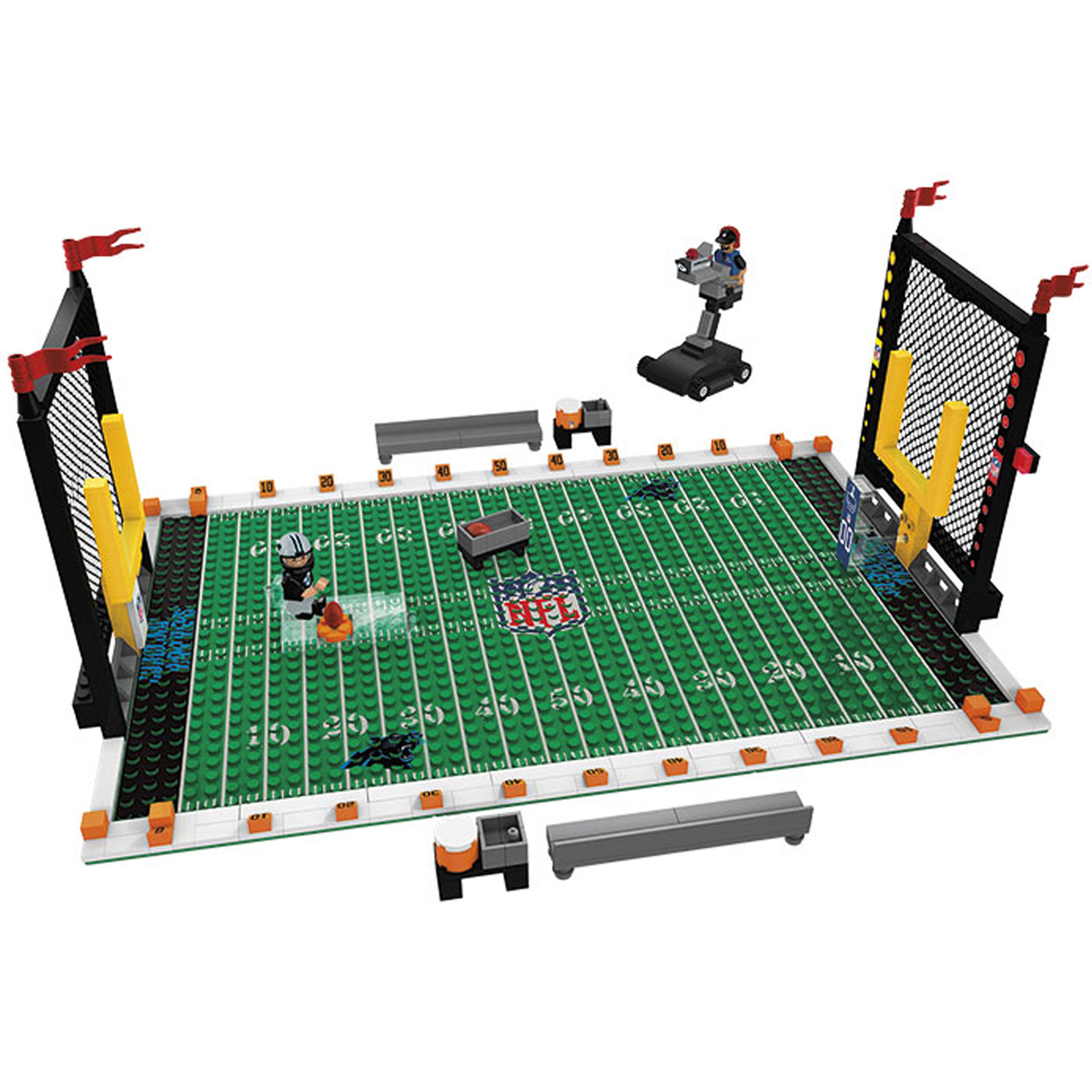 Carolina Panthers OYO Sports NFL Game Time Set - No Size