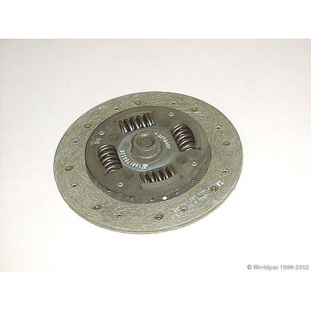 Sachs Clutch Disc - Sachs W0133-1600489 Clutch Friction Disc for Porsche Models