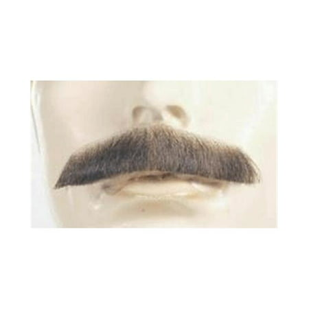 M61 Synthetic Human Hair Blend Mustache, Strawberry Blonde 27 - image 1 de 1