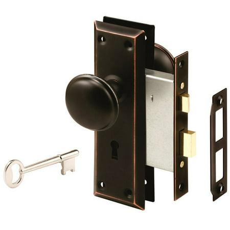 Prime-Line E 2495 Defender Security Mortise Lockset, Oil ...