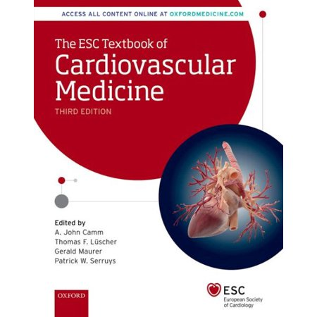 The Esc Textbook of Cardiovascular Medicine (Hardcover)