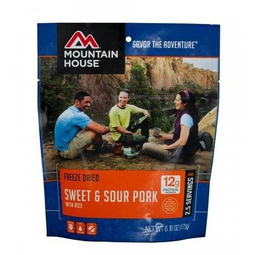 Mountain House Sweet and Sour Pork by Generic