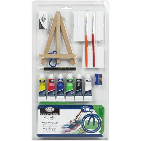 Mini Artist Painting Set-16pc