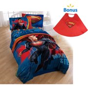 Marvel Superman Comforter with Bonus Cape, 1 Each