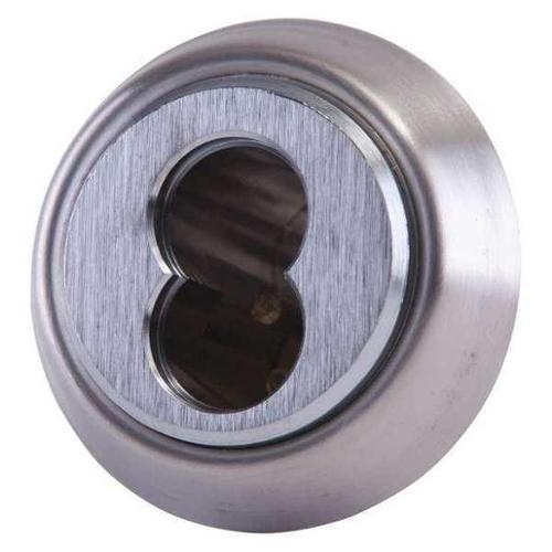 BEST 1E74-C208RP3626 Mortise Cylinder,208 Cam,Brass G1606757