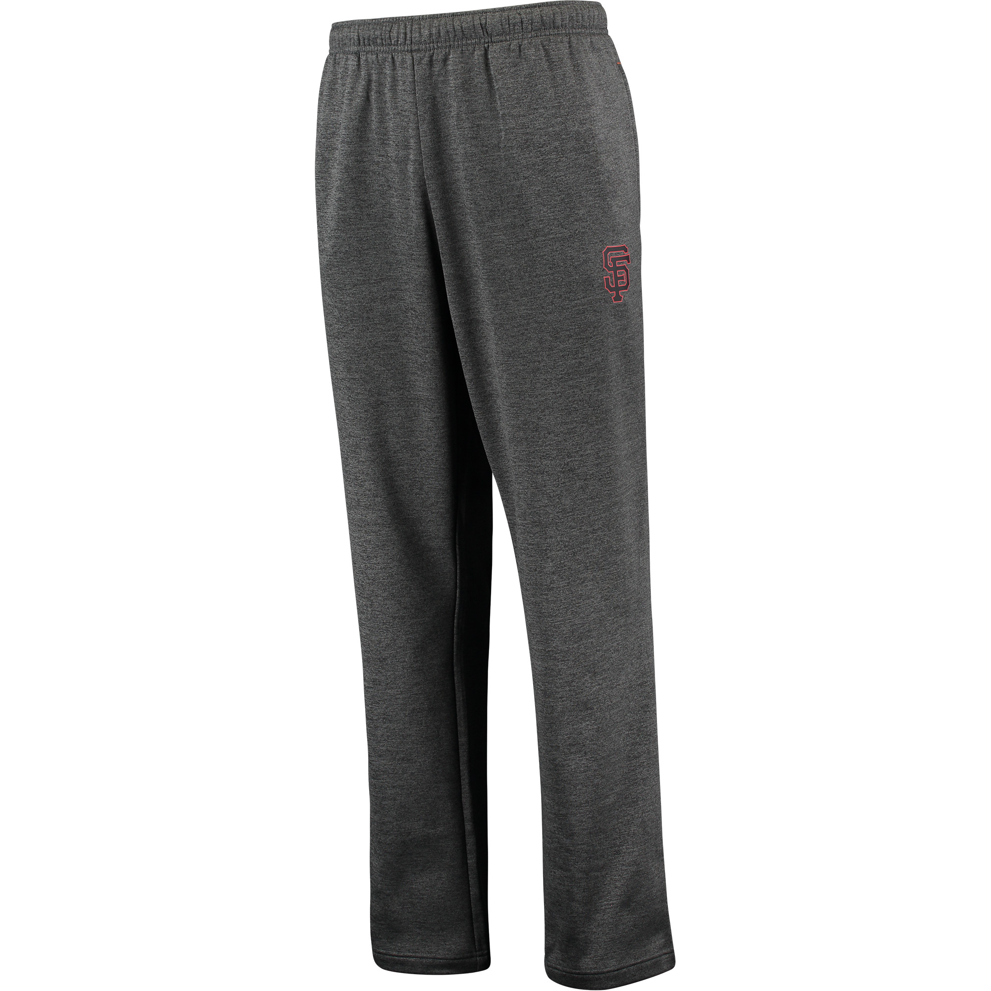 San Francisco Giants Majestic Synthetic Pants Charcoal by MAJESTIC LSG