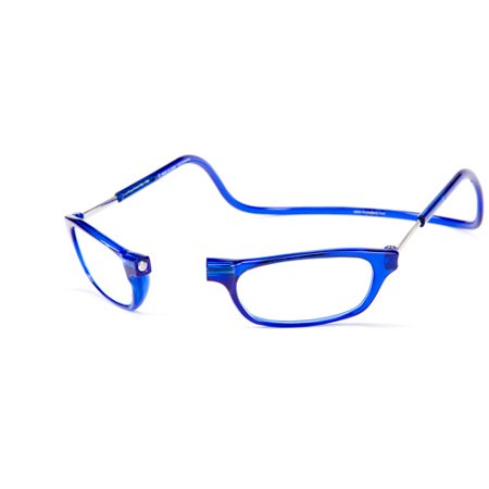CliC Reading Glasses, Blue