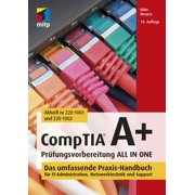 CompTIA A+ Prüfungsvorbereitung ALL IN ONE - eBook