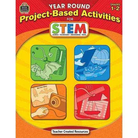 Year Round Project Based Activities For Stem  Grades 1 2