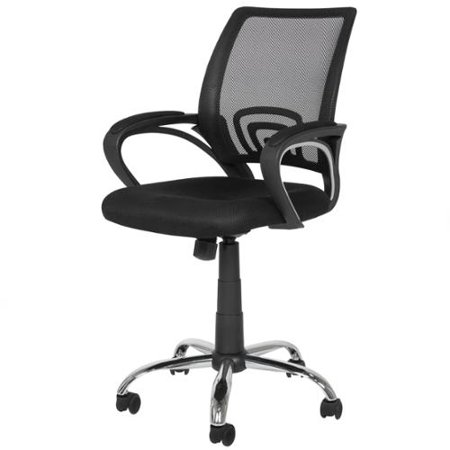 Ergonomic Mesh Computer Office Desk Task Midback Task Chair W Metal Base New