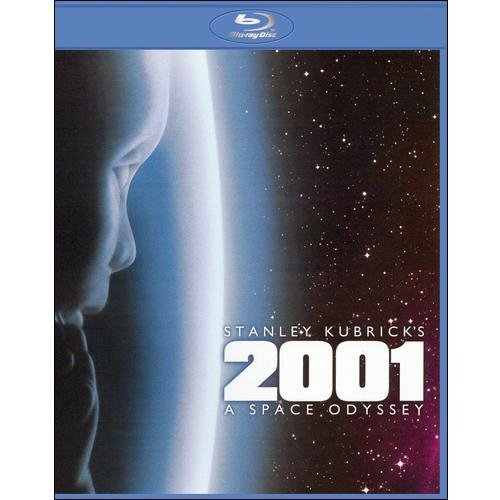 2001: A Space Odyssey (Blu-ray) (Widescreen)