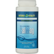Natural Vitality® Original (Unflavored) Balanced CalMag Dietary Supplement Powder 16 oz. Bottle