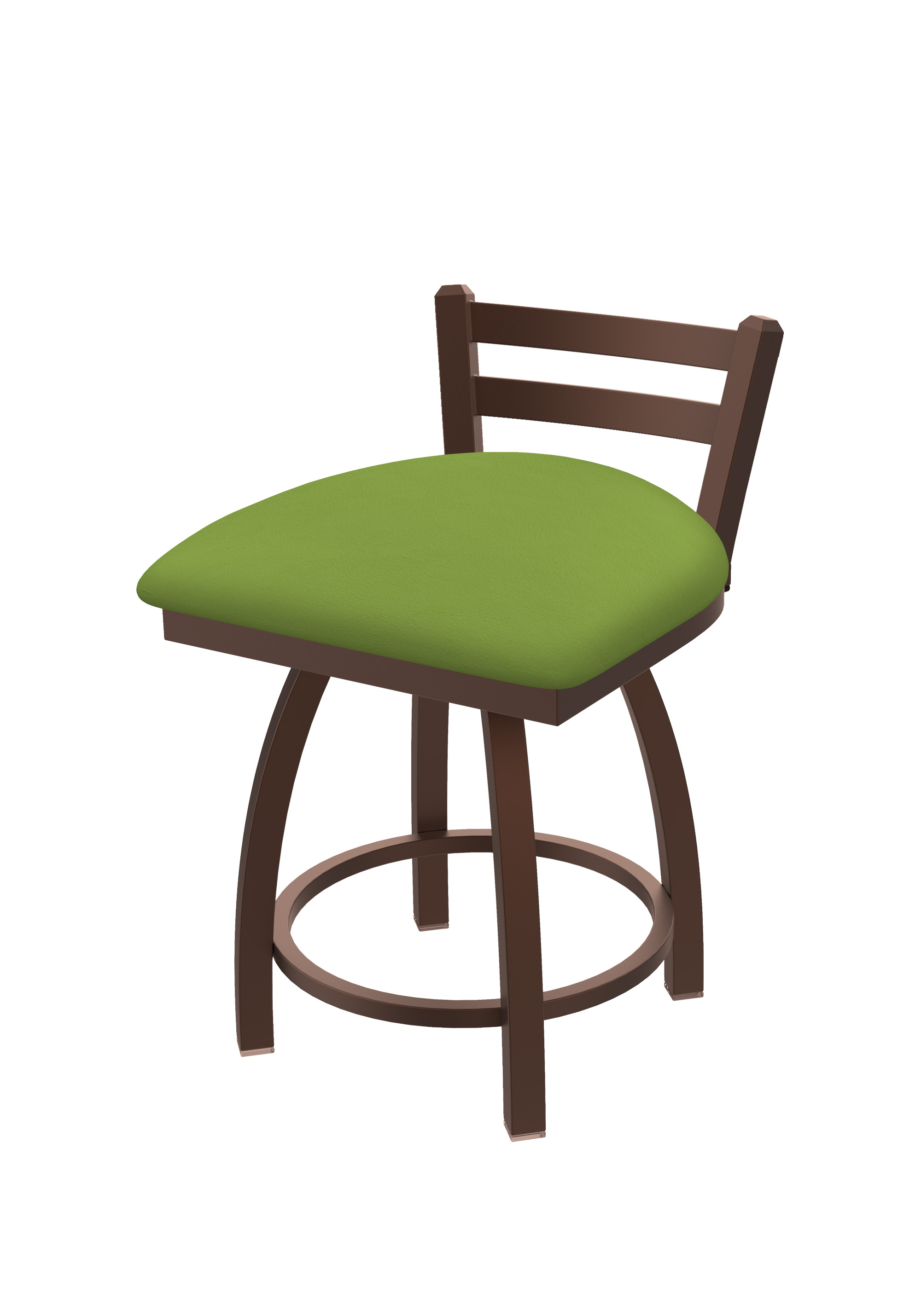 Holland Bar Stool Co 411 Jackie Faux Leather Low Back ...