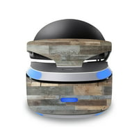 Skin Decal Wrap for Sony PlayStation VR Bamboo Ohm