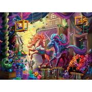 Buffalo Games - Josephine Wall - Twilight Marketplace - 1000 Piece Jigsaw Puzzle