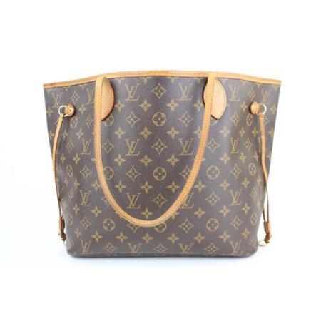 Louis Vuitton Neverfull 901lt5 Shoulder Bag - Walmart.com 23289da74eae9