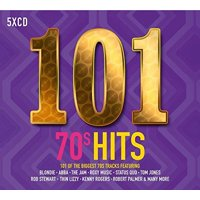 101 70s Hits / Various (CD)