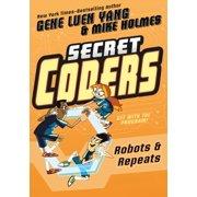 Secret Coders: Robots & Repeats - eBook