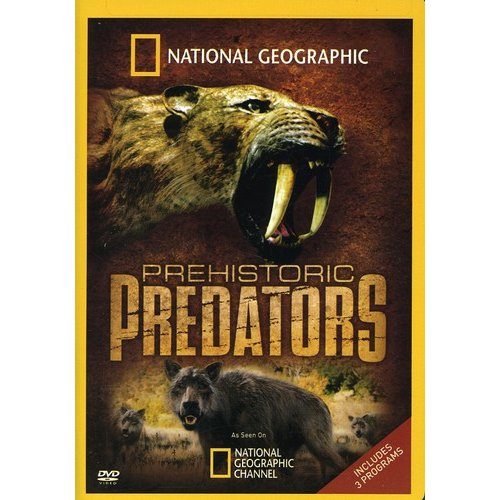 National Geographic: Prehistoric Predators (Full Frame)