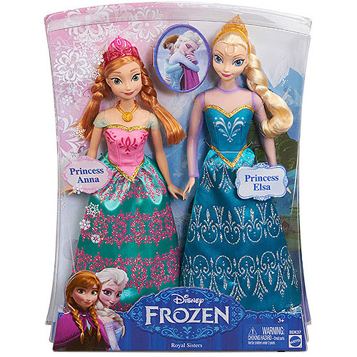 Disney Frozen Royal Sisters Dolls