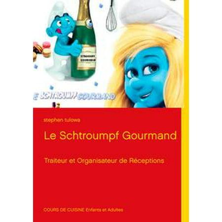 Le Schtroumpf Gourmand - eBook (Les Schtroumpfs Halloween)