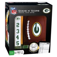 Green Bay Packers Shake 'N Score Travel Game - No Size