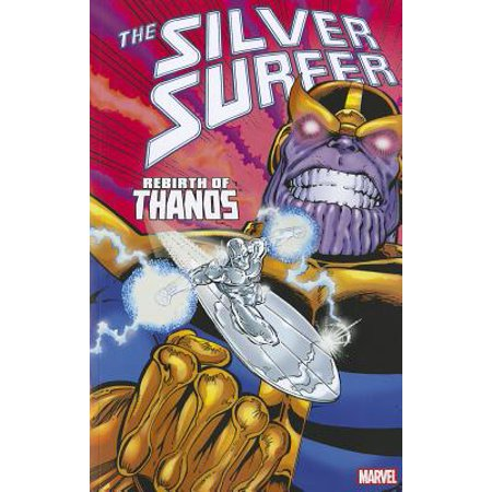 Silver Surfer : Rebirth of Thanos