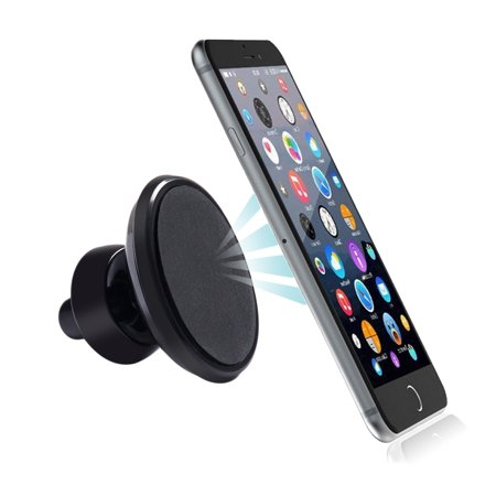 Universal Air Vent Magnetic Car Mount Holder W Rotatable Joint Magnetic Universal Joint