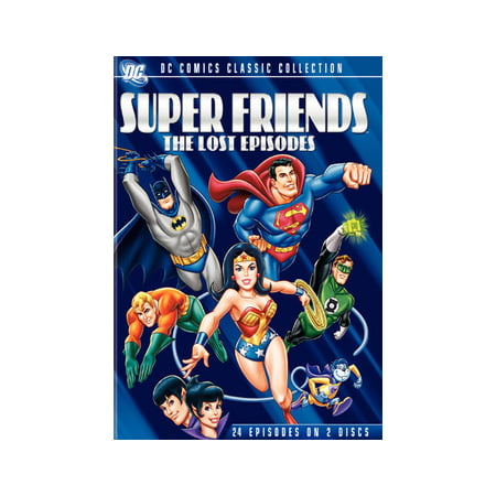 Superfriends: The Lost Episodes - Community Tv Show Halloween Episodes