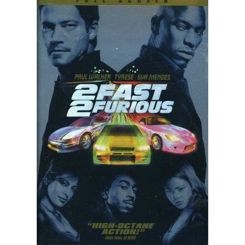 2 Fast 2 Furious  (Full Frame)