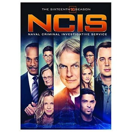 NCIS: Naval Criminal Investigative Service: The Sixteenth Season (DVD) ()