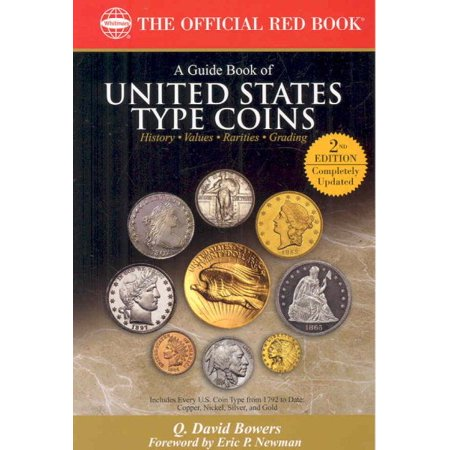 United States Rare Coins - A Guide Book of United States Type Coins