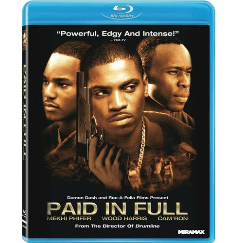 Paid In Full (Blu-ray) (Widescreen)