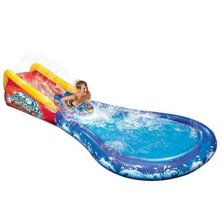 Banzai Cannonball Splash Backyard Inflatable Water Slide