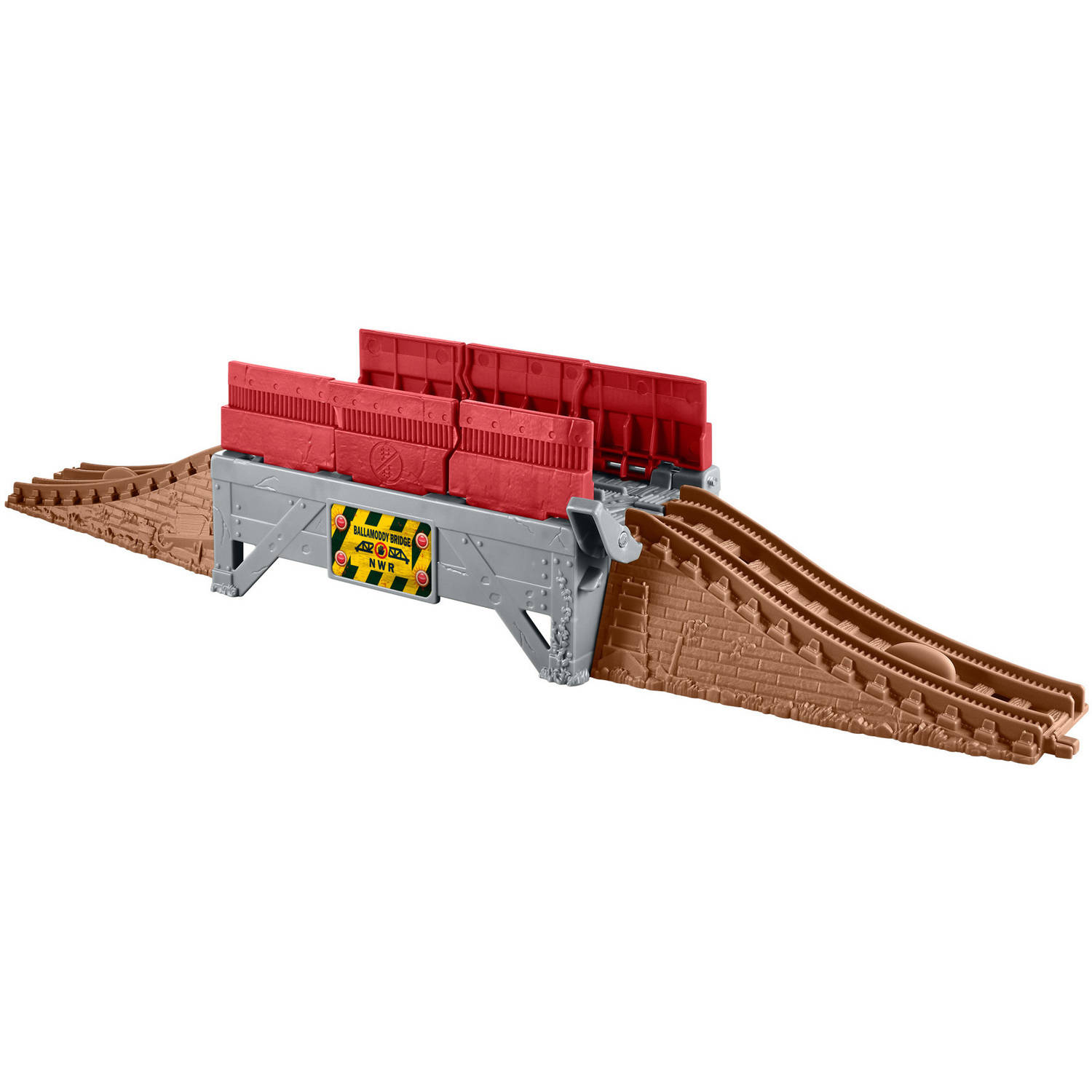 Fisher Price Thomas and Friends TrackMaster Brave Bridge Collapse by Fisher-Price