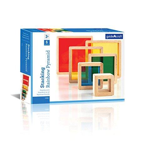 Stacking Rainbow Pyramid - image 2 de 4