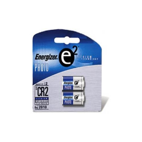 Energizer EL-CR2/2 CR2 Advanced Photo Lithium Battery Retail Pack - 2 Pack