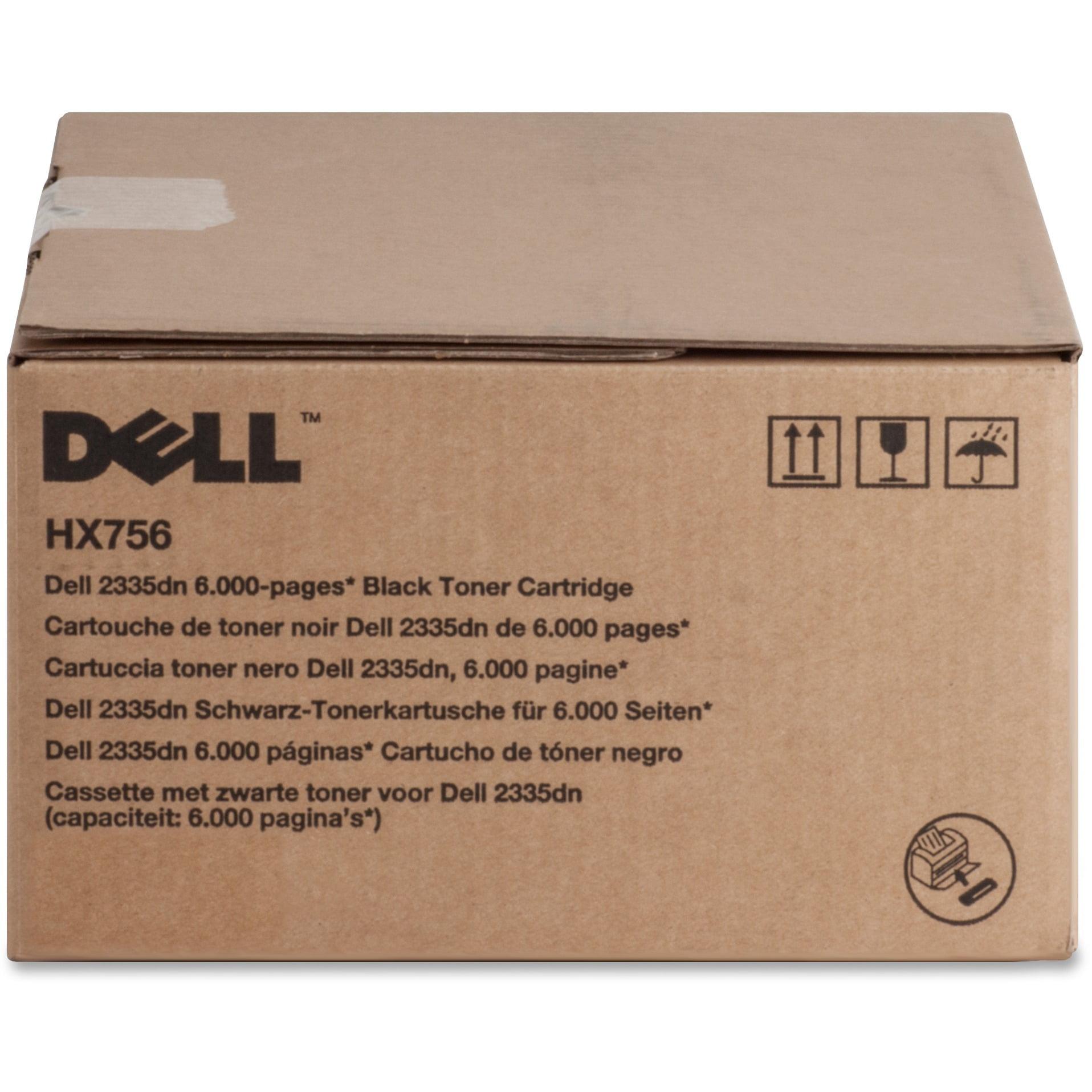 Dell, DLLHX756, 2335dn Toner Cartridge, 1 / Each