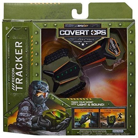 Spy Net Covert Ops Recon Tracker Gps Short Range Tracker By Jakks Pacific
