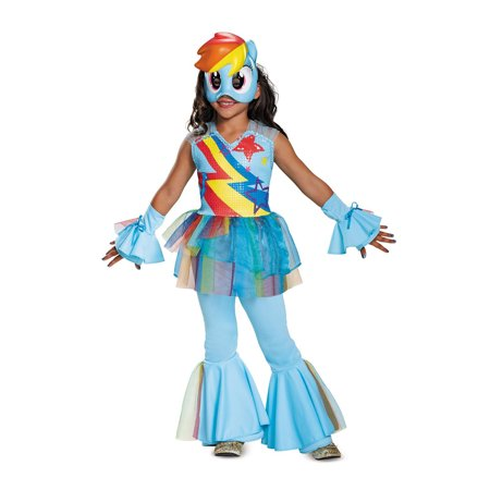 My Little Pony: Rainbow Dash Deluxe Toddler Costume
