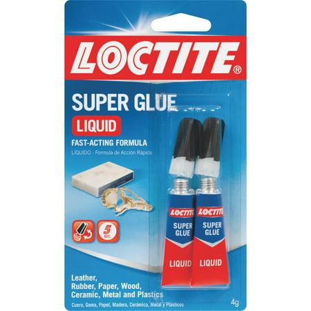 Loctite Super Glue Precision Pen, 0.07 Oz., 2 Count