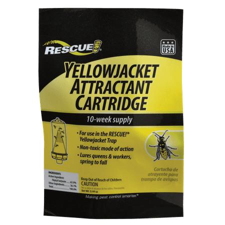 Image of RESCUE! Yellowjacket Attractant Cartridge, 10-Week Supply
