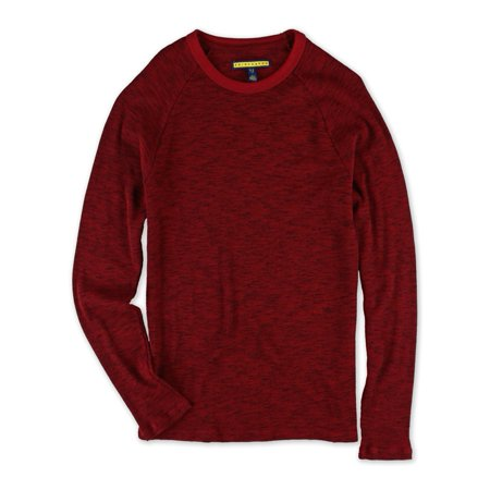 Classic Ribbed Pullover - Aeropostale Mens Marled Ribbed Pullover Sweater