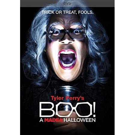 Tyler Perry's Boo! A Madea Halloween (DVD) - Halloween 2 Movie Summary