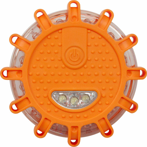 Wagan Emergency LED Flare 'FRED' Flashing Roadside Emergency Disc