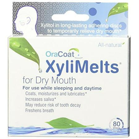 Oracoat Xylimelts Mild Mint Flavor, 80-Count Box - image 4 de 4