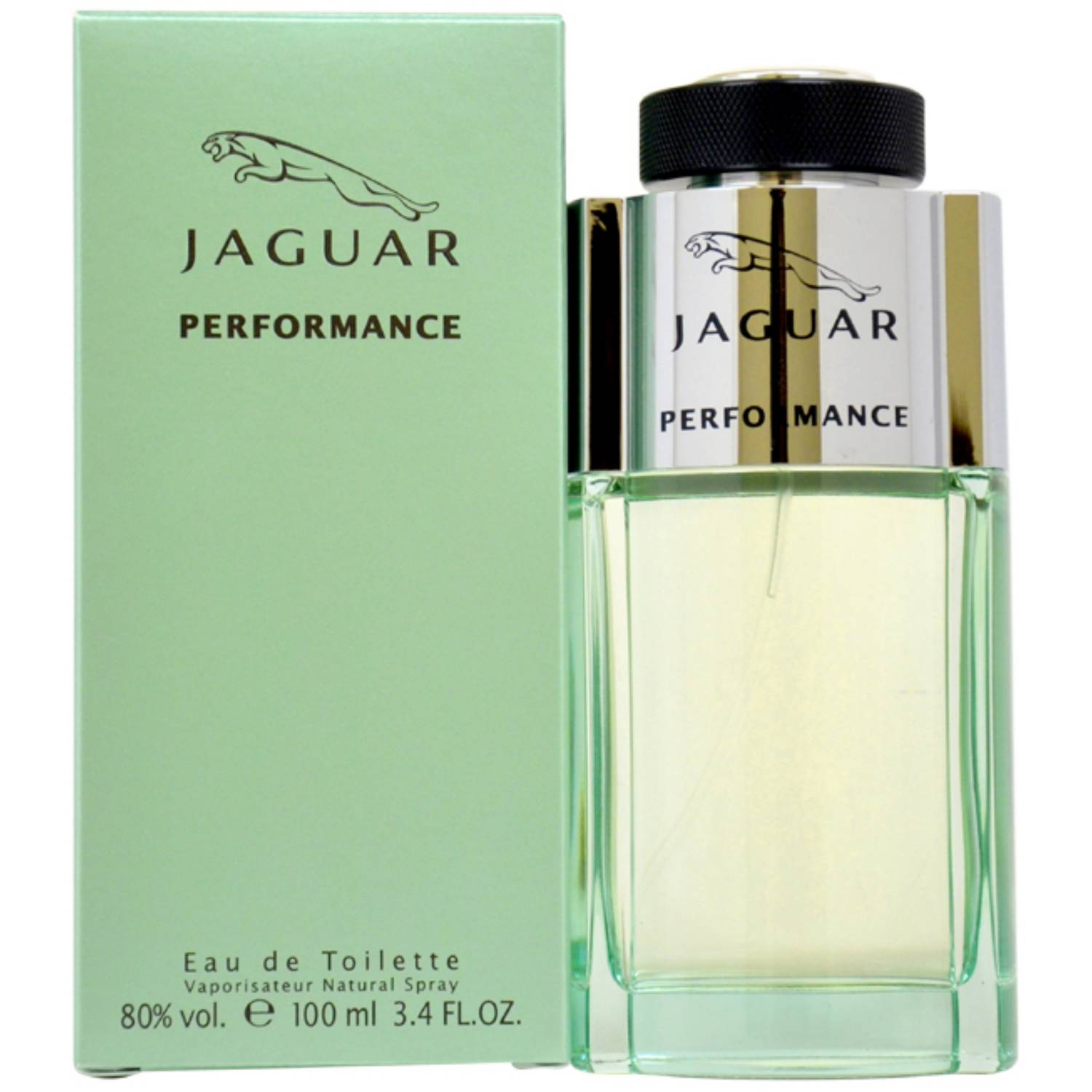 Jaguar Jaguar Performance EDT Spray, 3.4 fl oz