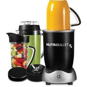 NutriBullet RX Blender Smart Technology with Auto Start and Stop, 10 Piece